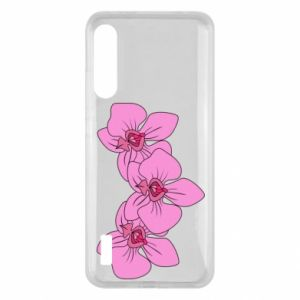 Etui na Xiaomi Mi A3 Orchid flowers