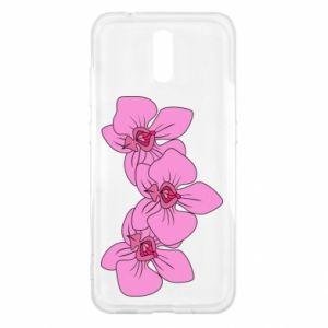 Etui na Nokia 2.3 Orchid flowers