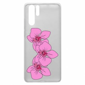 Etui na Huawei P30 Pro Orchid flowers