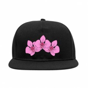Snapback Orchid flowers