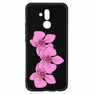 Etui na Huawei Mate 20 Lite Orchid flowers
