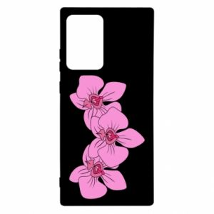 Etui na Samsung Note 20 Ultra Orchid flowers