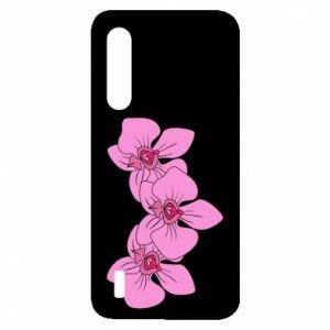 Etui na Xiaomi Mi9 Lite Orchid flowers