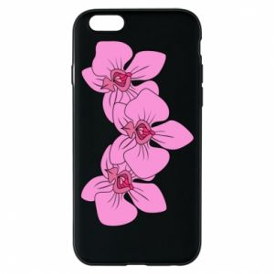 Etui na iPhone 6/6S Orchid flowers