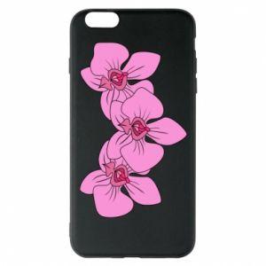 Etui na iPhone 6 Plus/6S Plus Orchid flowers