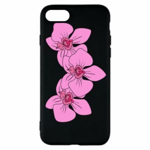 Etui na iPhone 8 Orchid flowers