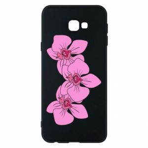 Etui na Samsung J4 Plus 2018 Orchid flowers