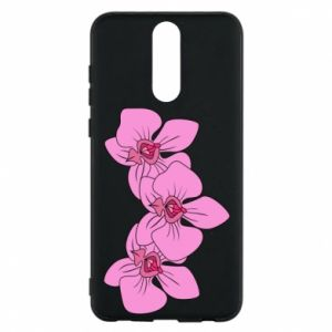 Etui na Huawei Mate 10 Lite Orchid flowers