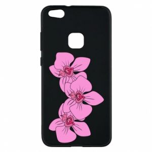 Etui na Huawei P10 Lite Orchid flowers