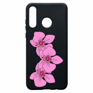 Etui na Huawei P30 Lite Orchid flowers