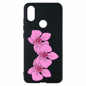 Etui na Xiaomi Mi A2 Orchid flowers