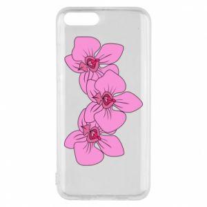 Etui na Xiaomi Mi6 Orchid flowers