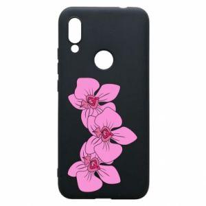 Etui na Xiaomi Redmi 7 Orchid flowers