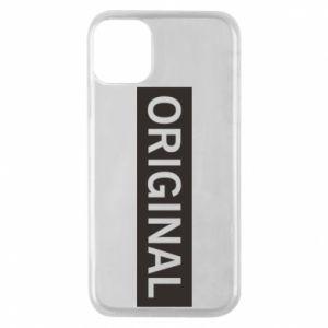 Etui na iPhone 11 Pro Original - PrintSalon