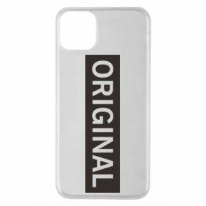 Etui na iPhone 11 Pro Max Original - PrintSalon