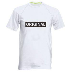 Męska koszulka sportowa Original - PrintSalon