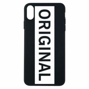 Etui na iPhone Xs Max Original - PrintSalon
