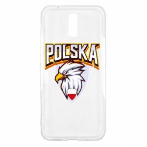 Etui na Nokia 2.3 Orzeł biały