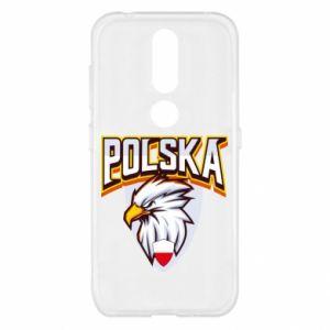 Etui na Nokia 4.2 Orzeł biały