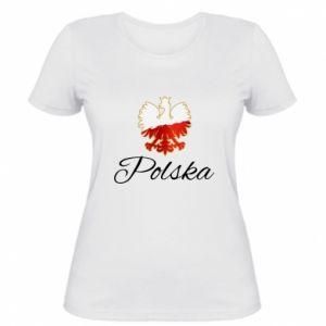 Koszulka damska Orzeł Polska