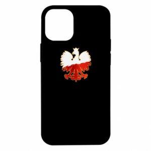 Etui na iPhone 12 Mini Orzeł Polska