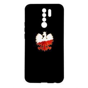 Etui na Xiaomi Redmi 9 Orzeł Polska