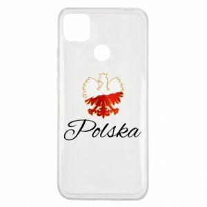 Etui na Xiaomi Redmi 9c Orzeł Polska