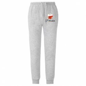 Spodnie lekkie męskie Orzeł Polska