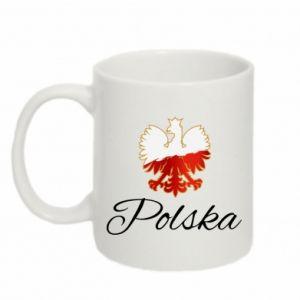 Kubek 330ml Orzeł Polska