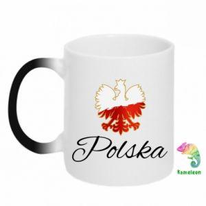 Kubek-magiczny Orzeł Polska