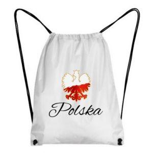 Plecak-worek Orzeł Polska