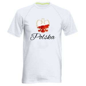 Koszulka sportowa męska Orzeł Polska
