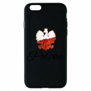 Etui na iPhone 6/6S Orzeł Polska