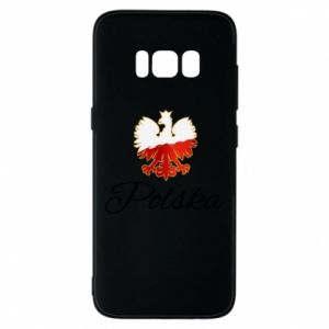 Etui na Samsung S8 Orzeł Polska