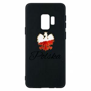 Etui na Samsung S9 Orzeł Polska