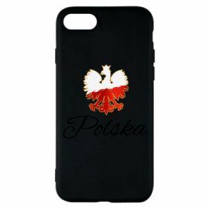 Etui na iPhone 8 Orzeł Polska