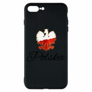 Etui na iPhone 8 Plus Orzeł Polska