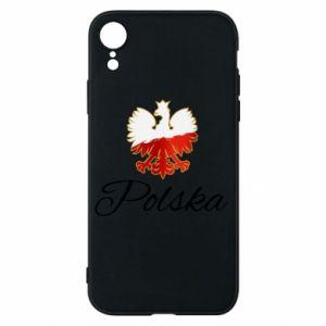 Etui na iPhone XR Orzeł Polska