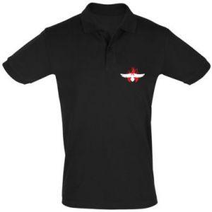 Koszulka Polo Orzeł w ogniu