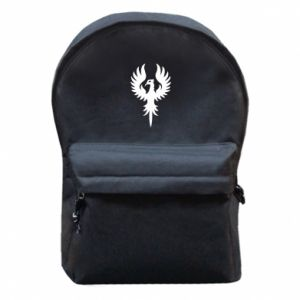 Backpack with front pocket Еagle big wings