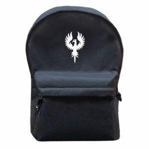 Plecak z przednią kieszenią Оrzeł wielkie skrzydła - PrintSalon