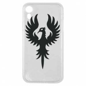 Phone case for iPhone XR Еagle big wings