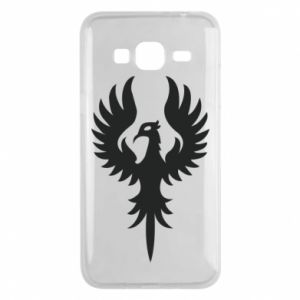 Phone case for Samsung J3 2016 Еagle big wings