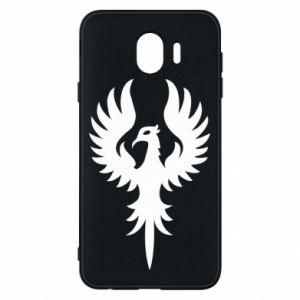 Phone case for Samsung J4 Еagle big wings
