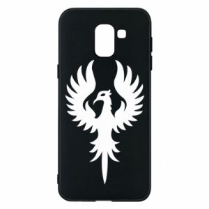 Phone case for Samsung J6 Еagle big wings