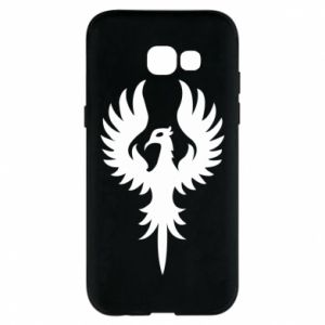 Phone case for Samsung A5 2017 Еagle big wings