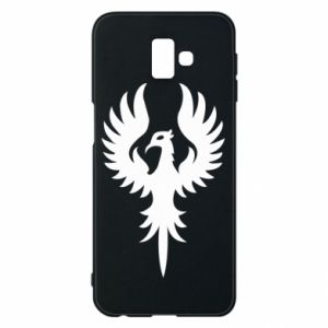 Phone case for Samsung J6 Plus 2018 Еagle big wings