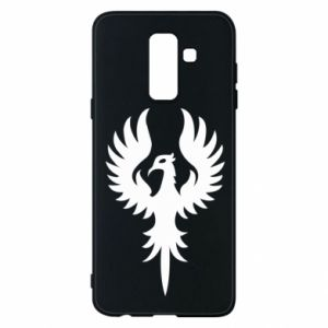 Phone case for Samsung A6+ 2018 Еagle big wings