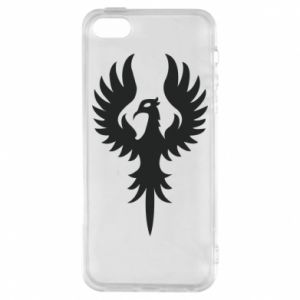 iPhone 5/5S/SE Case Еagle big wings