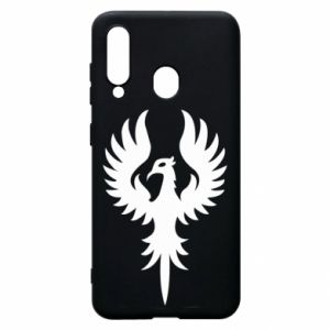 Phone case for Samsung A60 Еagle big wings
